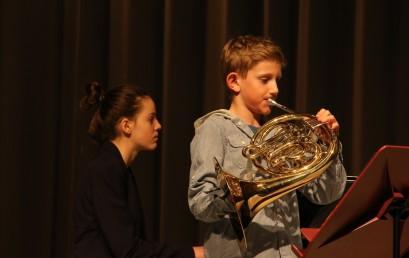 Hervorragende Ergebnisse bei Prima la musica