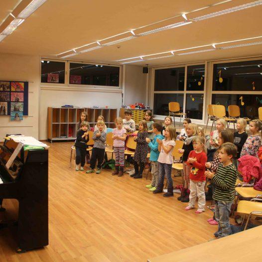 s'Chorwürmle – Kinderchor