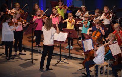 Jubiläumskonzert der Musikschule