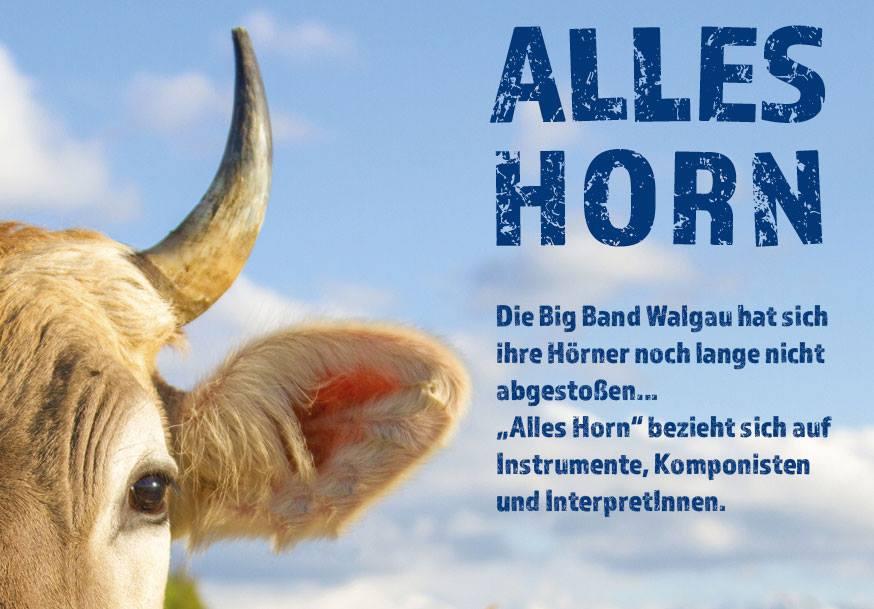 Alles Horn!