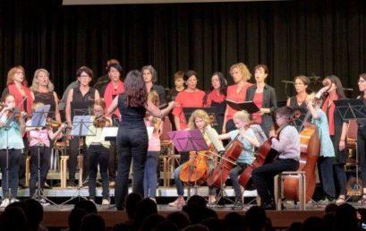 Jahreskonzert der Musikschule