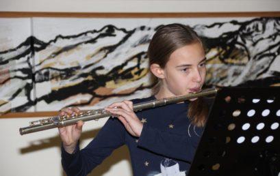 Jetzt ein Instrument lernen!