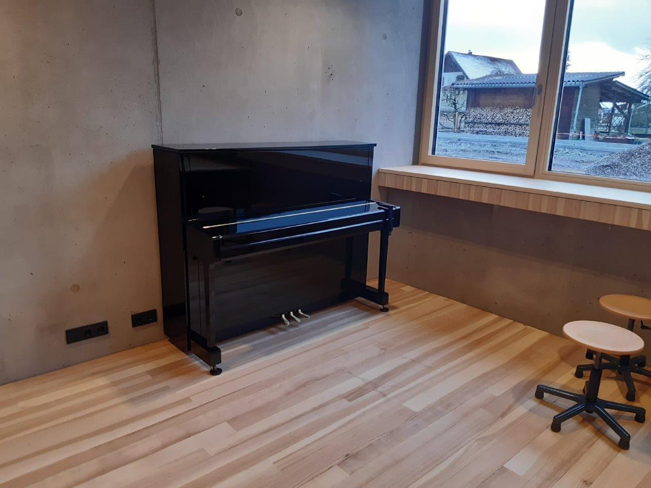 Klaviere für Nüziders